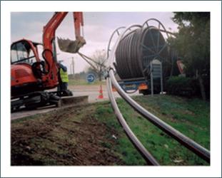 ACTIV'reso - tube pe eau gaz - tube fibre electrique