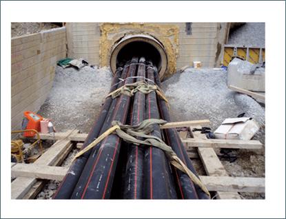 ACTIV'reso - tube pe eau gaz - tube fibre électrique