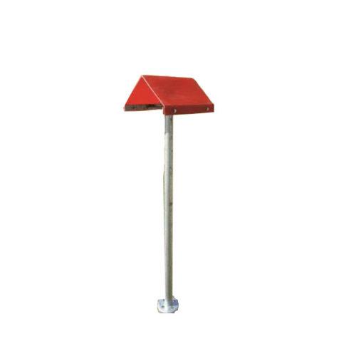 balise chapeau electrique rouge – activreso