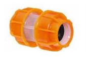 raccord pe a serrage mécanique et compression - activreso1