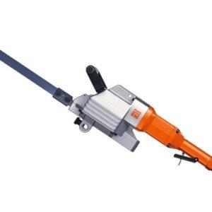 scie pneumatique avec dispositif de serrage - activreso