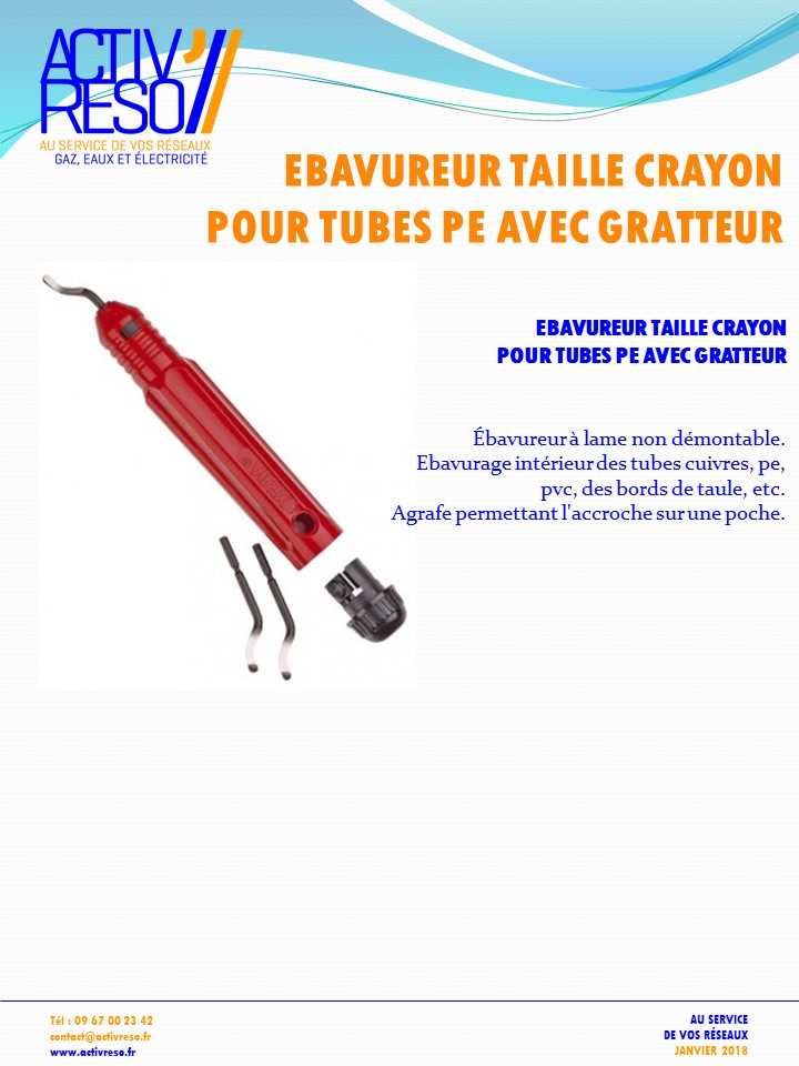 taille crayon - activreso