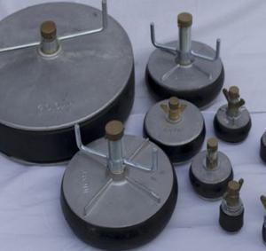 tampon obturateur provisoire pour tube, gaine PE - activreso