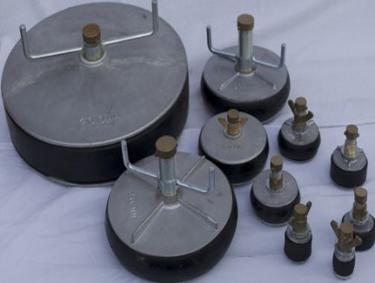 tampon obturateur provisoire pour tube, gaine PE – activreso
