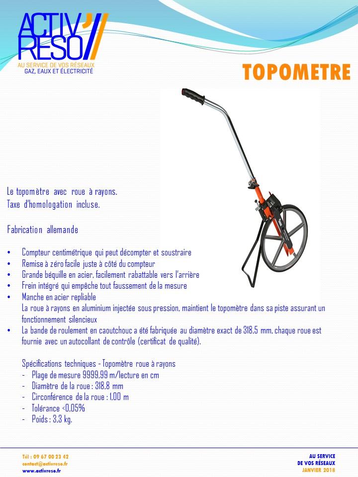 topometre - activreso
