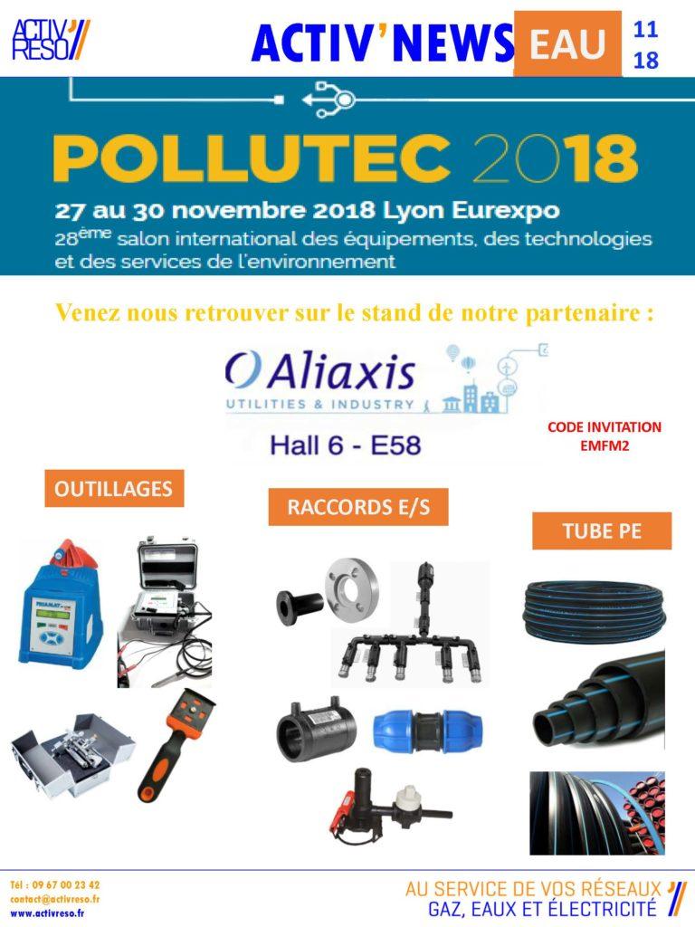 activreso-newsletter-pollutec-lyon-2018